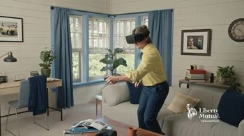 Liberty Mutual TV Spot, 'LiMu Emu and Doug: VR'