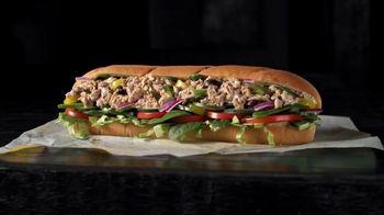 Subway Tuna TV Spot, 'Buy One Footlong, Get One 50% Off' - Thumbnail 1