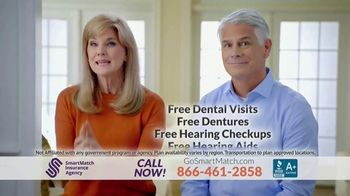 SmartMatch Insurance Agency TV Spot, '2021 Medicare Benefits Update' - Thumbnail 4