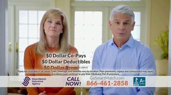 SmartMatch Insurance Agency TV Spot, '2021 Medicare Benefits Update' - Thumbnail 5