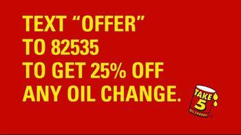 Take 5 Oil Change TV Spot, 'Spring Forward' - Thumbnail 10