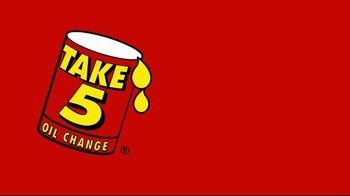 Take 5 Oil Change TV Spot, 'Spring Forward' - Thumbnail 3