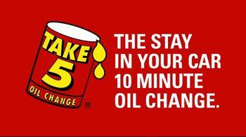 Take 5 Oil Change TV Spot, 'Spring Forward' - Thumbnail 5
