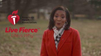 American Heart Association TV Spot, 'Dawn Roberts: Live Fierce' - Thumbnail 10