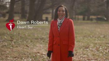 American Heart Association TV Spot, 'Dawn Roberts: Live Fierce' - Thumbnail 2