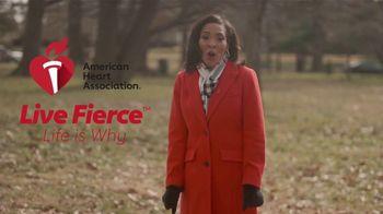 American Heart Association TV Spot, 'Dawn Roberts: Live Fierce' - Thumbnail 5