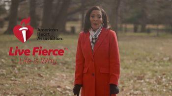American Heart Association TV Spot, 'Dawn Roberts: Live Fierce' - Thumbnail 6