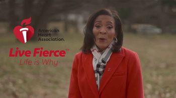 American Heart Association TV Spot, 'Dawn Roberts: Live Fierce' - Thumbnail 7