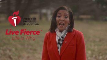American Heart Association TV Spot, 'Dawn Roberts: Live Fierce' - Thumbnail 9