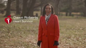 American Heart Association TV Spot, 'Dawn Roberts: Live Fierce'