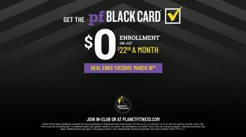 Planet Fitness PF Black Card TV Spot, 'Get Moving' - Thumbnail 9