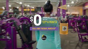 Planet Fitness PF Black Card TV Spot, 'Get Moving' - Thumbnail 8