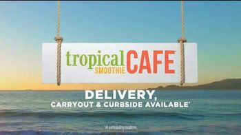 Tropical Smoothie Cafe TV Spot, 'Mardi Gras Spirit' - Thumbnail 10