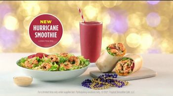 Tropical Smoothie Cafe TV Spot, 'Mardi Gras Spirit' - Thumbnail 8
