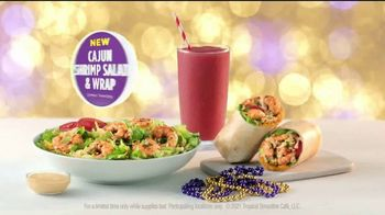 Tropical Smoothie Cafe TV Spot, 'Mardi Gras Spirit' - Thumbnail 9