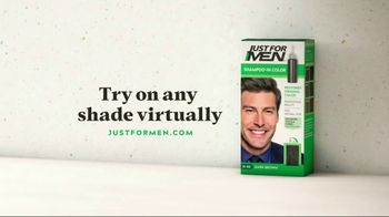 Just For Men Shampoo-In Color TV Spot, 'Hit Refresh' - Thumbnail 10