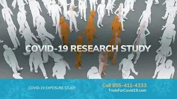 IQVIA TV Spot, 'Post-Exposure COVID-19 Study'