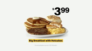 McDonald's TV Spot, 'The You Get the Baby, I'll Get the Breakfast Meal: Big Breakfast' - Thumbnail 9
