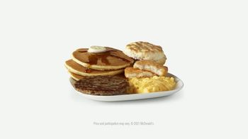 McDonald's TV Spot, 'The You Get the Baby, I'll Get the Breakfast Meal: Big Breakfast' - Thumbnail 7