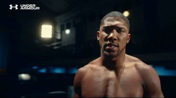 Under Armour TV Spot, 'Confidence' Featuring Anthony Joshua - 3 commercial airings
