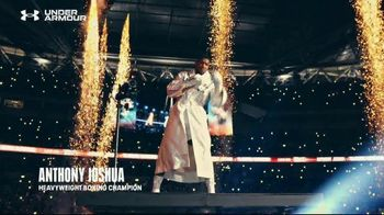 Under Armour TV Spot, 'Confidence' Featuring Anthony Joshua - Thumbnail 1