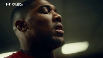 Under Armour TV Spot, 'Confidence' Featuring Anthony Joshua - Thumbnail 5