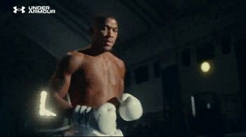 Under Armour TV Spot, 'Confidence' Featuring Anthony Joshua - Thumbnail 6