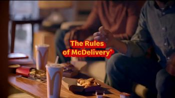 McDonald's TV Spot, 'The Rules of McDelivery' - Thumbnail 1