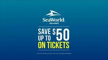 SeaWorld Orlando TV Spot, 'Seven Seas Food Festival: Save $50' - Thumbnail 7