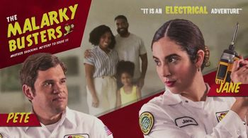 Mister Sparky TV Spot, 'Relieved of Duty: $200 Off Panel Replacement'