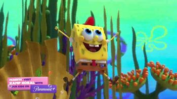 Paramount+ TV Spot, 'Kamp Koral: SpongeBob's Under Years'