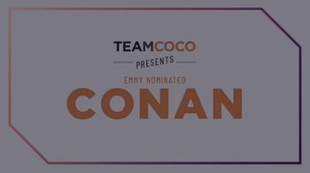 Apple iPhone Siri TV Spot, 'TBS: Past Episodes of Conan: Company' - Thumbnail 4