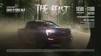 2021 Ford F-150 TV Spot, 'The Beast Cometh' [T2] - Thumbnail 6