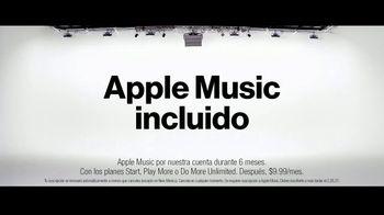 Verizon TV Spot, 'Todos merecen lo mejor: Apple Music y iPhone 12' [Spanish] - Thumbnail 4