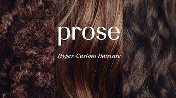 Prose TV Spot, 'Hyper-Custom Haircare' - Thumbnail 1