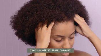 Prose TV Spot, 'Hyper-Custom Haircare' - Thumbnail 7