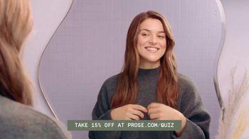 Prose TV Spot, 'Hyper-Custom Haircare' - Thumbnail 8