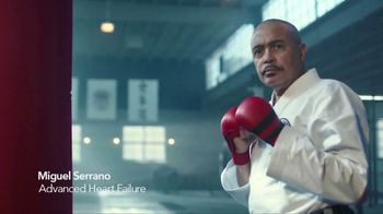 UCHealth TV Spot, 'Miguel Serrano: The Heart to Keep Fighting'