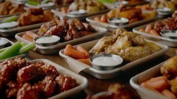 Buffalo Wild Wings TV Spot, 'The Big Dance Madness' - Thumbnail 5