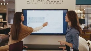 Ethan Allen One-of-a-Kind Custom Event TV Spot, 'Your Home' - Thumbnail 7