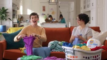 Tide Hygienic Clean Free Power Pods  TV Spot, 'Hiding Things'
