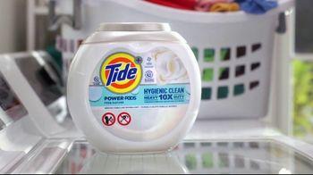 Tide Hygienic Clean Free Power Pods  TV Spot, 'Hiding Things' - Thumbnail 6