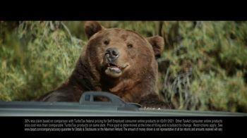 TaxACT TV Spot, 'Bear: Taxes Aren't Scary: 30% TT' - Thumbnail 9