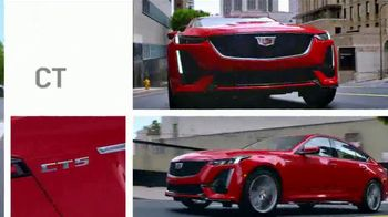 Cadillac Move Up TV Spot, 'Countdown to Luxury: SUVs' Song by Run the Jewels [T2]