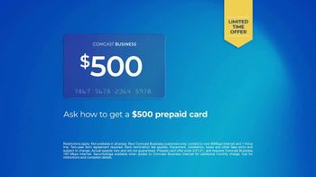 Comcast Business SecurityEdge TV Spot, 'Made Simple: $64.90 and $500 Prepaid Card' - Thumbnail 10