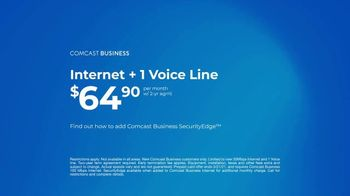 Comcast Business SecurityEdge TV Spot, 'Made Simple: $64.90 and $500 Prepaid Card' - Thumbnail 9