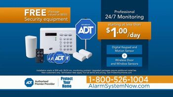 ADT TV Spot, 'Pamela: Free Security Equipment' - Thumbnail 7