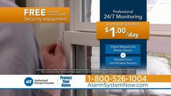 ADT TV Spot, 'Pamela: Free Security Equipment' - Thumbnail 9