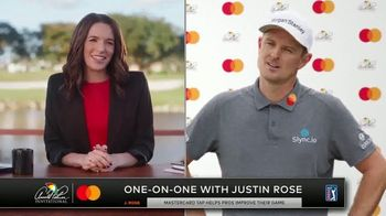 Mastercard TV Spot, 'One-on-One With Justin Rose' - Thumbnail 1
