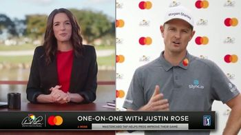 Mastercard TV Spot, 'One-on-One With Justin Rose' - Thumbnail 3